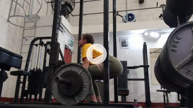 deadlifting 90kg